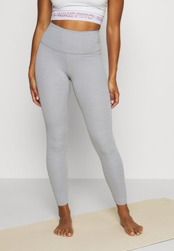 Nike Performance - THE YOGA LUXE 7/8 - Tights - particle grey