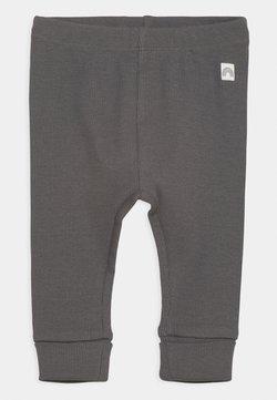Lindex - SOLID UNISEX - Leggingsit - dark dusty grey