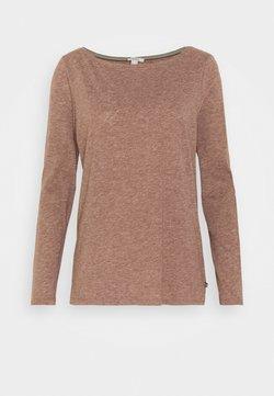 Esprit - Langarmshirt - brown