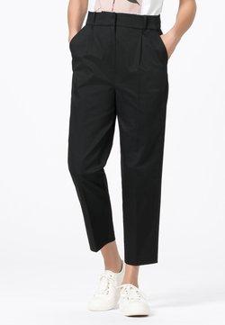 HALLHUBER - Pantalon classique - schwarz