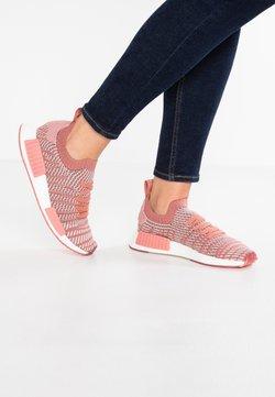 adidas Originals - NMD_R1 STLT PK - Matalavartiset tennarit - ash pink/orchid tint/footwear white