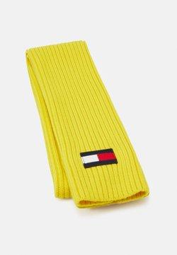 Tommy Hilfiger - BIG FLAG SCARF - Schal - yellow