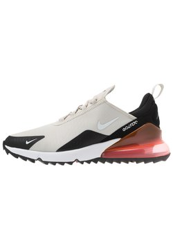 Nike Golf - AIR MAX 270 G - Golfschuh - light bone/white/black/hot punch
