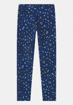 Gina Tricot - MINI  - Legging - blue