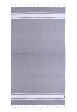 Espadrij l´originale - BEACHPLAID  FROTTEE - Strandaccessoire - gris