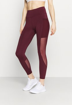 Cotton On Body - BOOTY 7/8  - Collant - mulberry