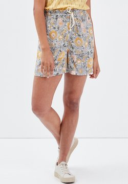 BONOBO Jeans - FLUIDE - Shorts - blanc