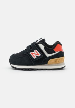 New Balance - IV574ML2 - Matalavartiset tennarit - black