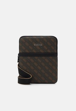 Guess - VEZZOLA MINI FLAT - Sac bandoulière - brown