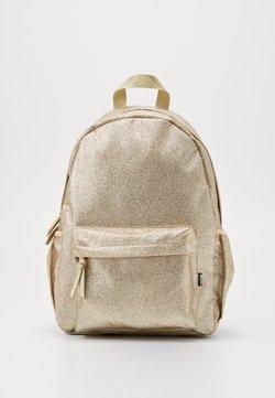 Molo - GLITTER BAG - Reppu - gold