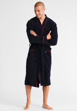 Jockey - BATHROBE - Accappatoio - navy