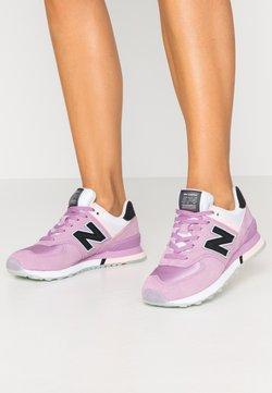 New Balance - WL574 - Sneaker low - purple