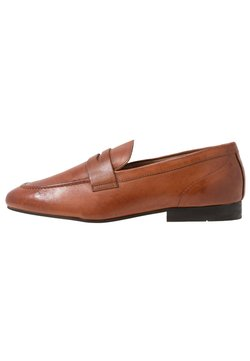H by Hudson - BOLTON SADDLE - Business-Slipper - tan