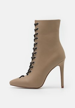 RAID - VELERY TOP UP - Bottines à talons hauts - nude
