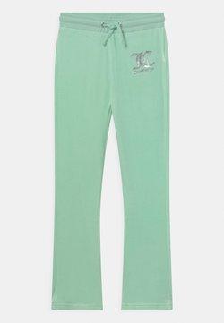 Juicy Couture - Verryttelyhousut - mist green
