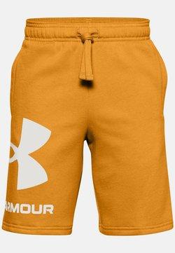 Under Armour - Shorts - golden yellow