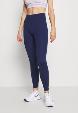 Nike Performance - ONE LUXE - Tights - binary blue/clear