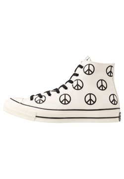 Converse - CHUCK TAYLOR ALL STAR 70 - Sneakersy wysokie - egret/black