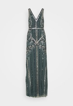 Maya Deluxe - ALL OVER EMBELLISHED MAXI DRESS - Occasion wear - multi