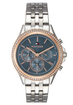 Tommy Hilfiger - ARI DRESSED UP - Uhr - silver-coloured