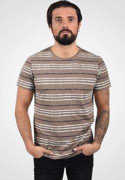 Blend - VALLE - T-Shirt print - walnut