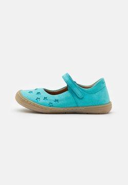 Froddo - MARI - Ballerina's met enkelbandjes - turquoise
