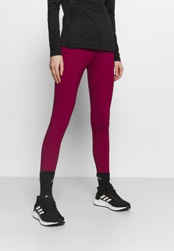 adidas Performance - TERREX - Tights - berry