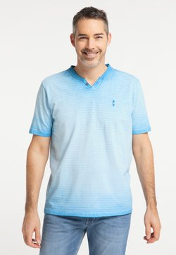 Pioneer Authentic Jeans - T-Shirt print - strongblue