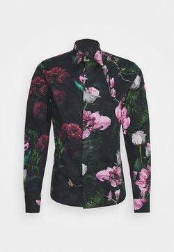 Twisted Tailor - FACIONNE  - Camicia elegante - black/pink