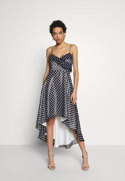 Swing - Cocktail dress / Party dress - dunkelblau/weiß