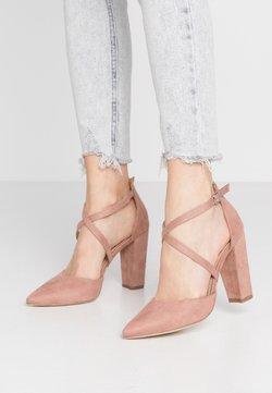 Glamorous - High Heel Pumps - blush