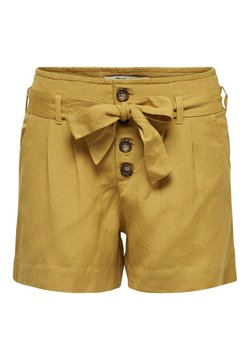 ONLY - Shorts - golden spice