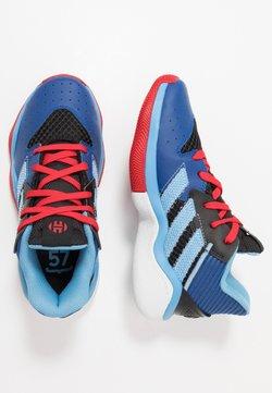 adidas Performance - HARDEN BOUNCE BASKETBALL SHOES UNISEX - Basketbalschoenen - black/blue