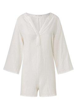 OYSHO - Jumpsuit - white