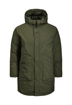 Jack & Jones - JJHUSH - Parka - forest night