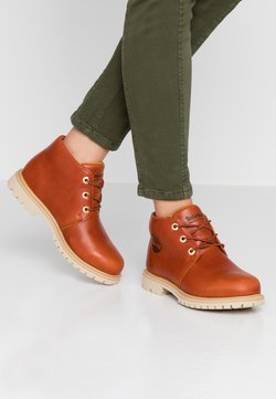 Timberland - PANINARA CHUKKA WP - Ankle Boot - rust