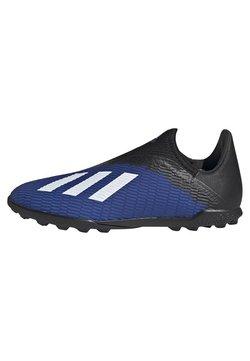 adidas Performance - TURF BOOTS - Fußballschuh Multinocken - blue