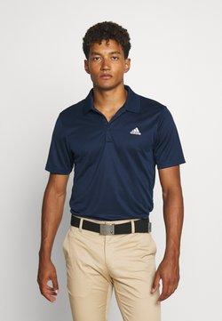 adidas Golf - PERFORMANCE SPORTS GOLF SHORT SLEEVE - Poloshirt - navy