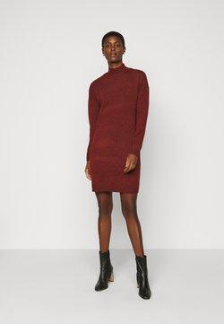ONLY Tall - ONLPRIME DRESS  - Robe pull - fired brick