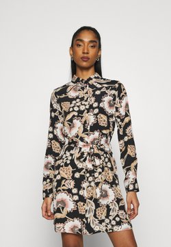 Vero Moda - VMLOLA SHORT DRESS  - Paitamekko - old rose/lola