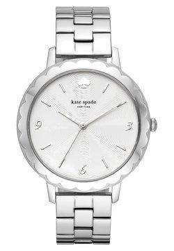 kate spade new york - MORNINGSIDE - Montre - silver-coloured