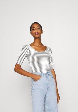 Trendyol - T-Shirt print - white