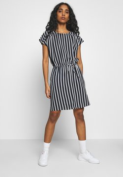 Vero Moda - VMSASHA BALI SHORT DRESS NOOS - Korte jurk - navy blazer/coco