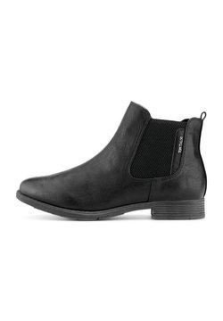TOM TAILOR - Boots à talons - black