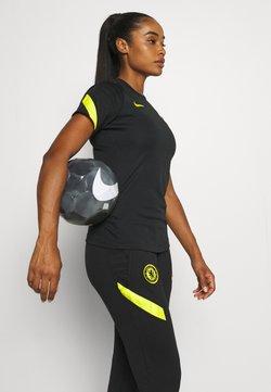Nike Performance - CHELSEA LONDON - Pelipaita - black/opti yellow