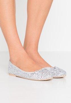 Pretty Ballerinas - Ballet pumps - univers silver
