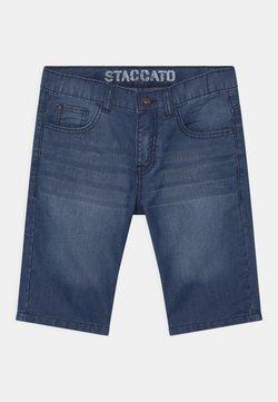 Staccato - BERMUDAS - Jeans Shorts - light blue denim