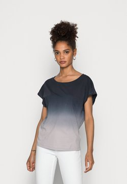 Marc O'Polo - SHORT SLEEVE DIP DYE - T-Shirt print - combo jersey
