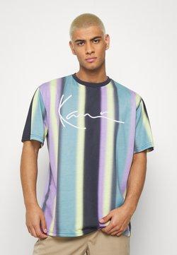 Karl Kani - T-Shirt print - navy