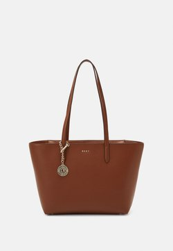DKNY - BRYANT BOX SUTTON - Shopping Bag - caramel
